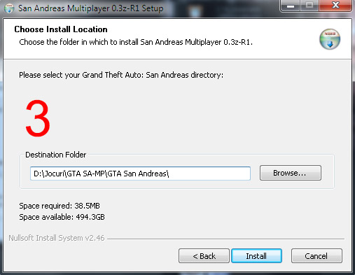 New SA-MP Version - 0.3z - Cum sa instalezi - How to install 3